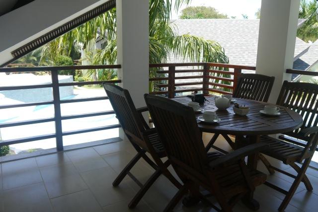 Acuatico Resort Terraza Room Balcony