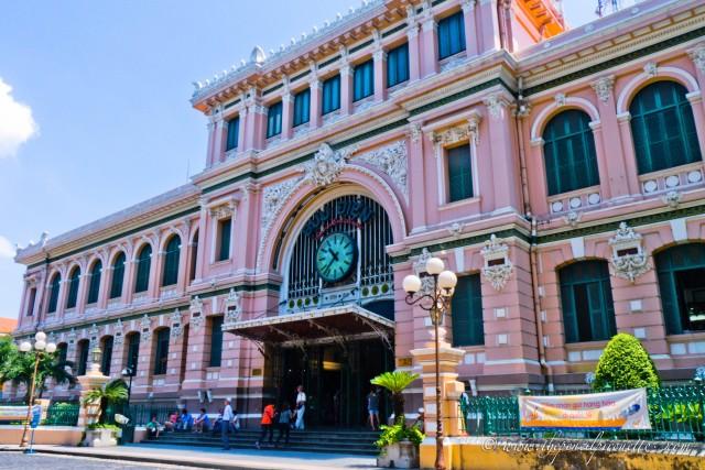 Ho Chi Minh Post Office