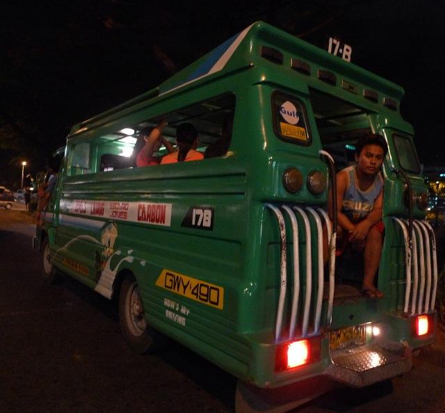 cebu by jeepney