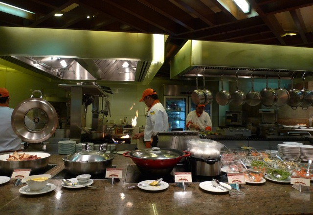 i love noodles in the morning (and afternoon and evening too): marco polo cebu breakfast buffet